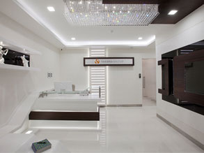 VARSHA GROUP OFFICE AT NAVI MUMBAI Interior Designers In Worli